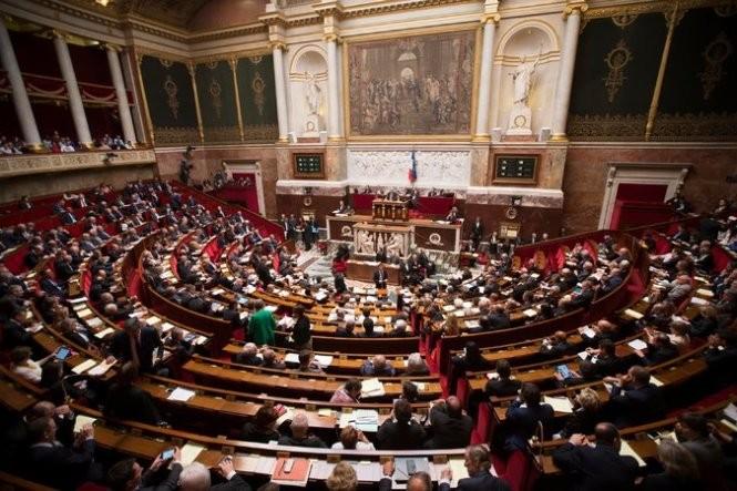 仏議会、第1回採決で反テロ法案可決 モスク閉鎖など  - ảnh 1