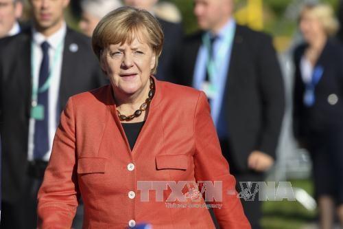 ドイツ、難民受け入れ抑制へ - ảnh 1