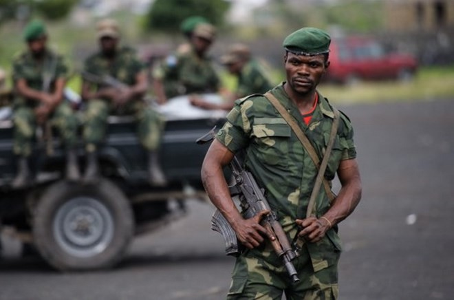 コンゴ東部襲撃事件、少なくとも40人死亡 - ảnh 1