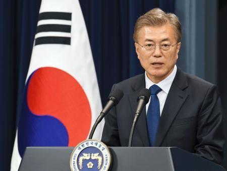文大統領、平和的解決を強調 - ảnh 1