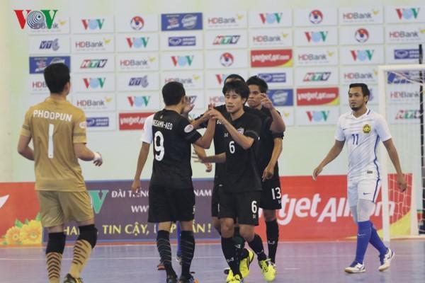 タイ、東南アジアフットサル大会で優勝 - ảnh 1