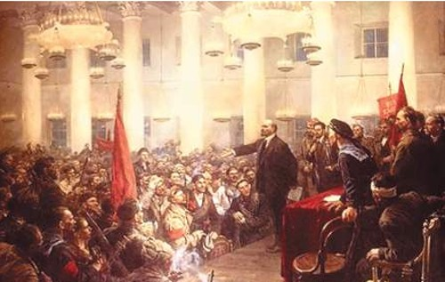 ロシア10月革命記念式典 - ảnh 1