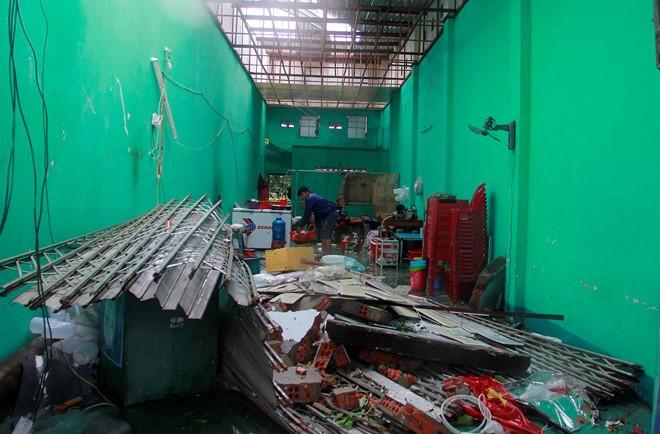 台風第12号被害の克服作業 - ảnh 1