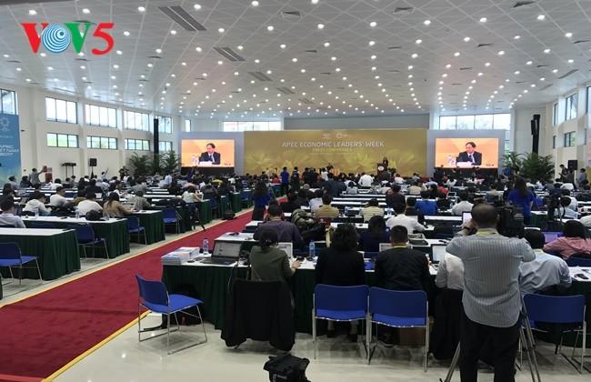 APEC2017、SOM会合を総括する会議 - ảnh 1