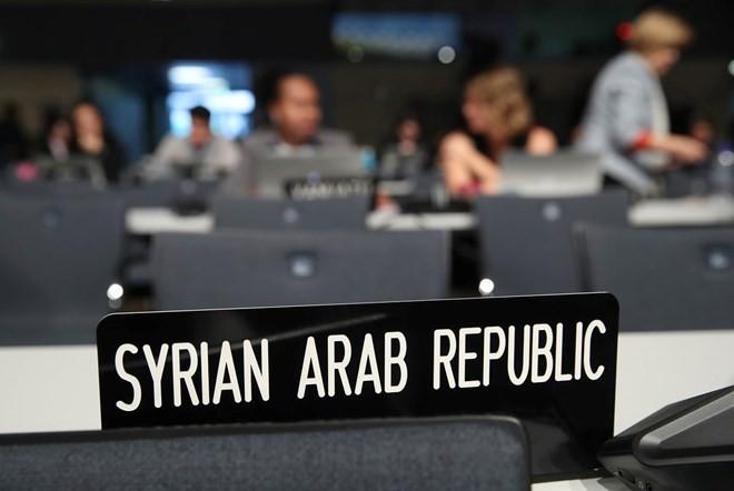 米、唯一の非参加国に=シリアがパリ協定署名へ - ảnh 1