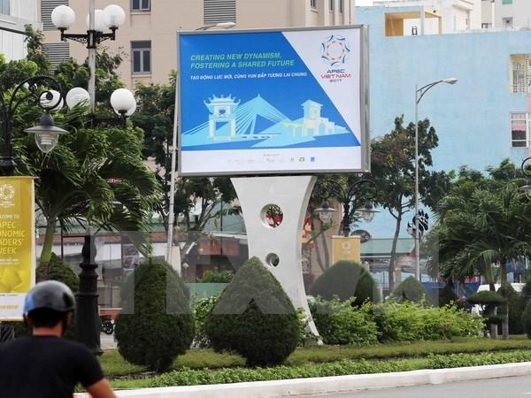 ダナン市で「ベトナム・信頼たる有望なビジネス・パートナー」展示会 - ảnh 1
