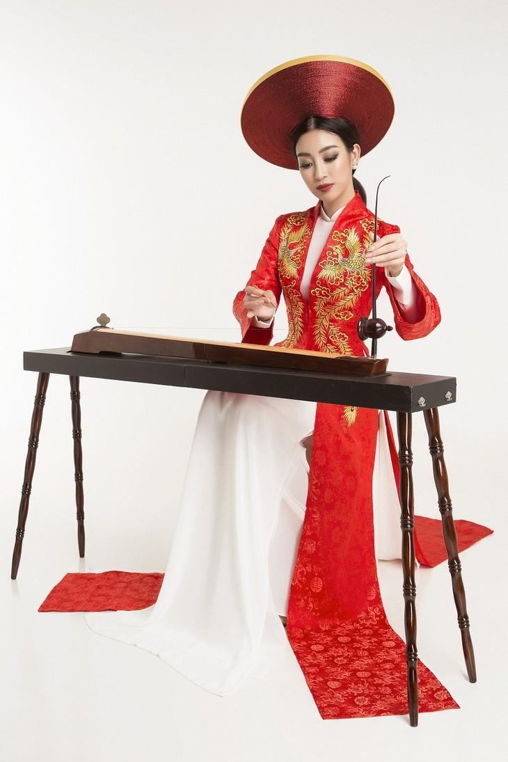 ベトナムの民族楽器一弦琴ダンバウの演奏 - ảnh 1