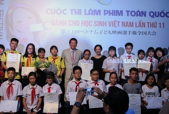 ベトナム孤児の日本人お父さん - ảnh 2