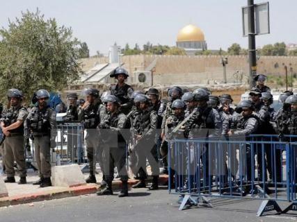 トランプ米大統領の「エルサレム首都承認」をめぐる問題 - ảnh 2