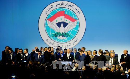 シリア外務省、シリア国民対話会議の成果を歓迎 - ảnh 1