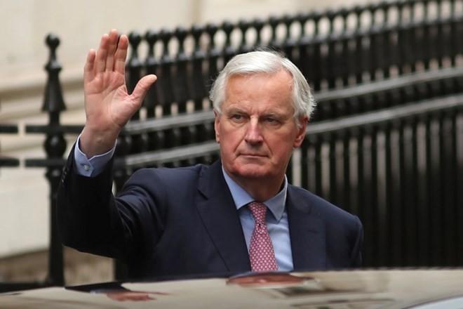 英EU離脱交渉「第2段階」始まる - ảnh 1