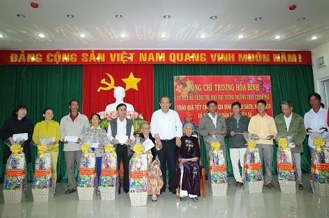 ビン副首相、ニントアン省を訪問  - ảnh 1