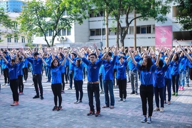 2018年の青年月間 「国づくりのための若者のイノベーション」 - ảnh 1