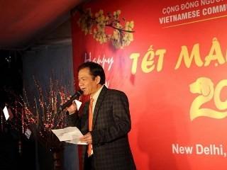 国外在留ベトナム人コミュニティ 、テトを楽しむ - ảnh 2