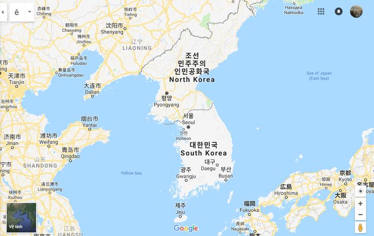 朝鮮半島情勢