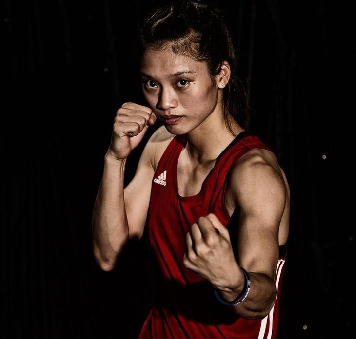 女子ボクシング選手のグェン・ティ・タムさん - ảnh 1