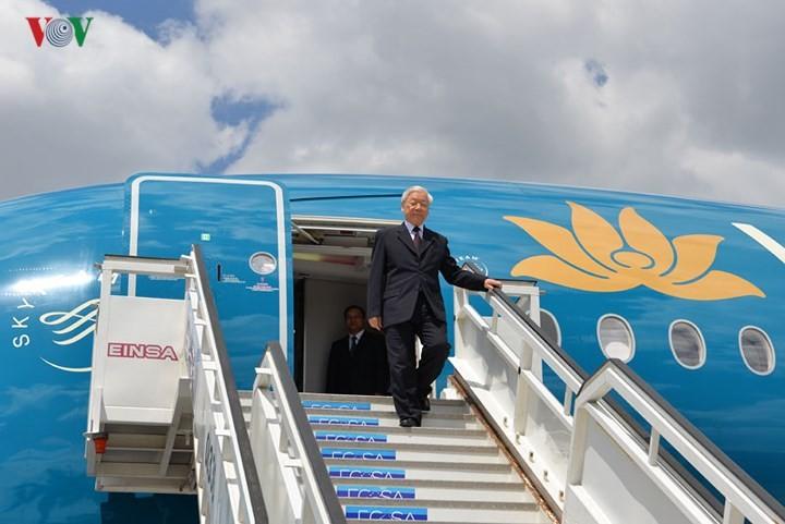 チョン書記長、キューバで様々な活動を行う - ảnh 1