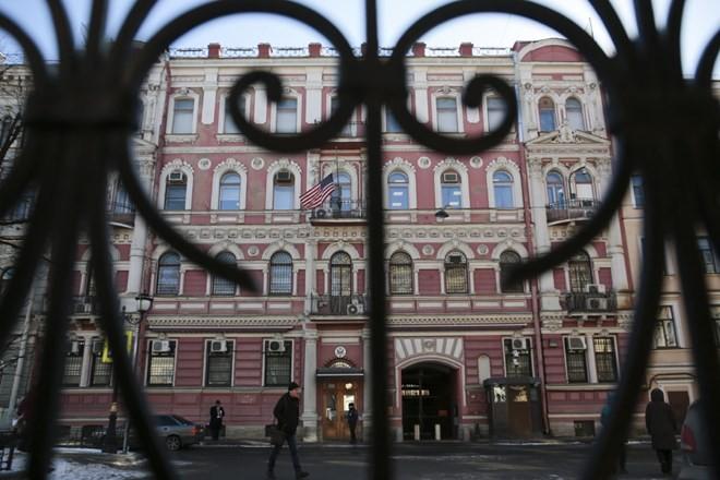 ロシアが米の外交官60人を追放 - ảnh 1