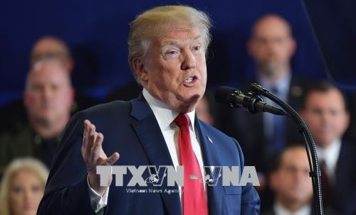 トランプ大統領「シリアから近く出ていく」 - ảnh 1