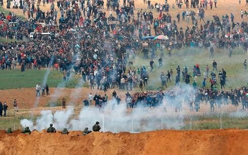 ガザ 衝突激化の恐れ 国連事務総長、調査求める - ảnh 1