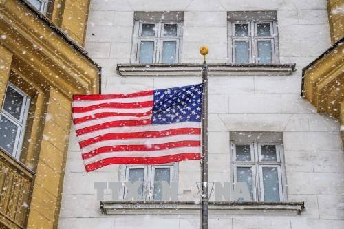 ロシア、米追加制裁に反発、報復を示唆  - ảnh 1