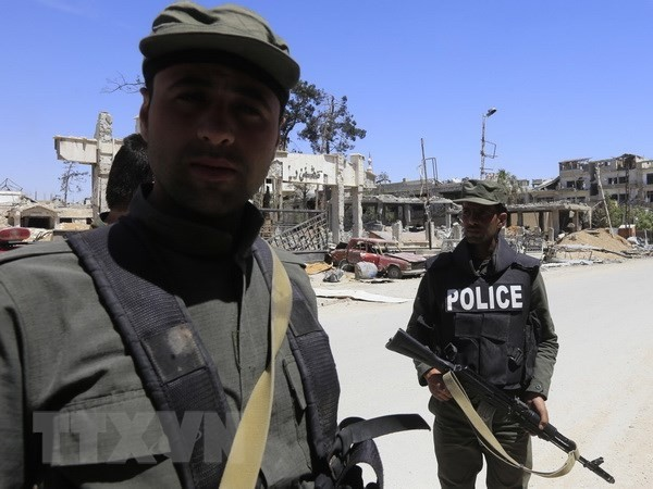 サウジ、シリア派兵を検討 米の要請受け - ảnh 1