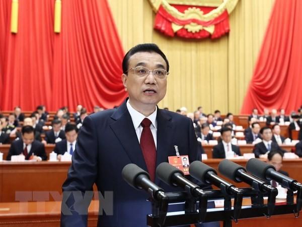 日中韓が首脳会談、安倍首相「南北会談の成功を祝福」 - ảnh 1