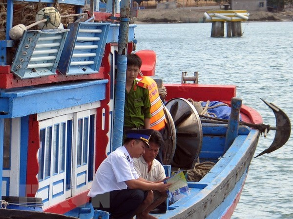 英紙、IUU解決のためのベトナムの努力を評価 - ảnh 1