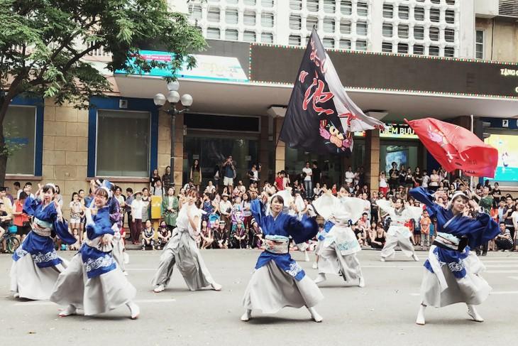 ベトナムに定着したYOSAKOI踊り - ảnh 2