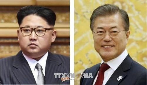 北、韓国との対話拒否 高官強調、揺さぶり続く - ảnh 1