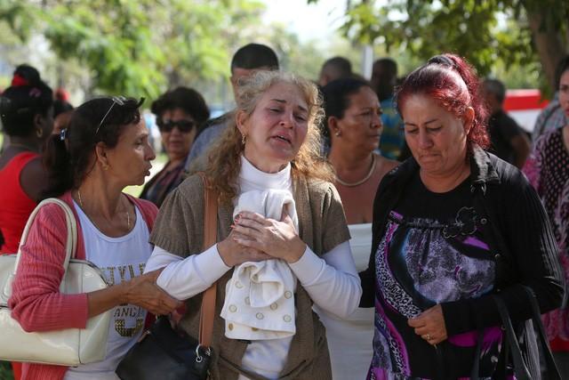 死者110人に キューバの旅客機墜落 ブラックボックスを回収 - ảnh 1