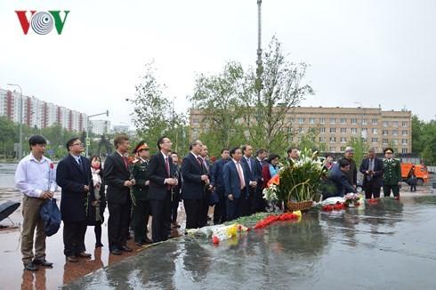 ニャンHCM市党委員長、ロシア訪問を終了 - ảnh 1
