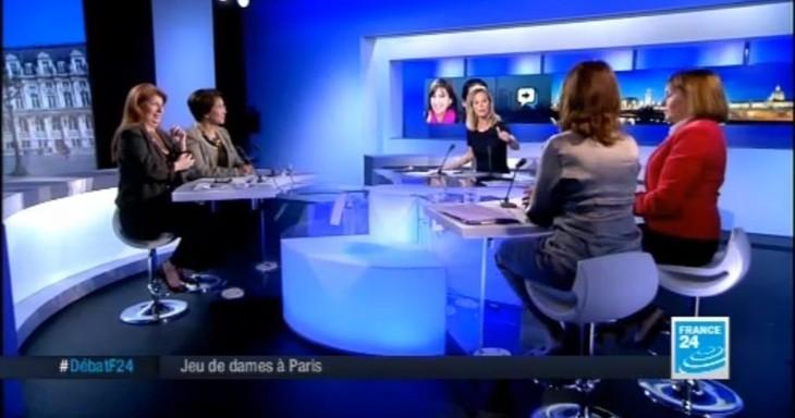 ベトナム初上陸、5月24日からTVフランス24放送 - ảnh 1