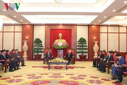 ベトナム共産党とラオス人民革命党、協力を強化 - ảnh 1