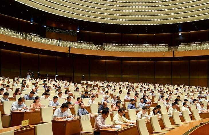 栽培法を討議 23日午後の国会 - ảnh 1