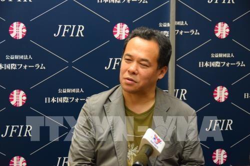 日本の学者、ベトナムの役割を評価 - ảnh 1