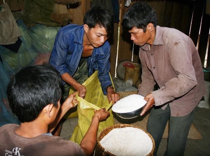 少数民族マン族の結婚習慣 - ảnh 1