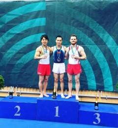 ベトナムの体操代表、金メダル2個獲得 - ảnh 1