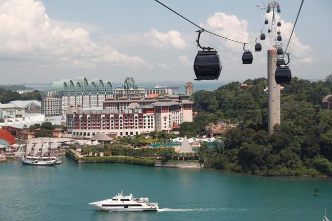 朝米会談 シンガポール・セントーサ島の高級ホテルで=警備考慮か - ảnh 1