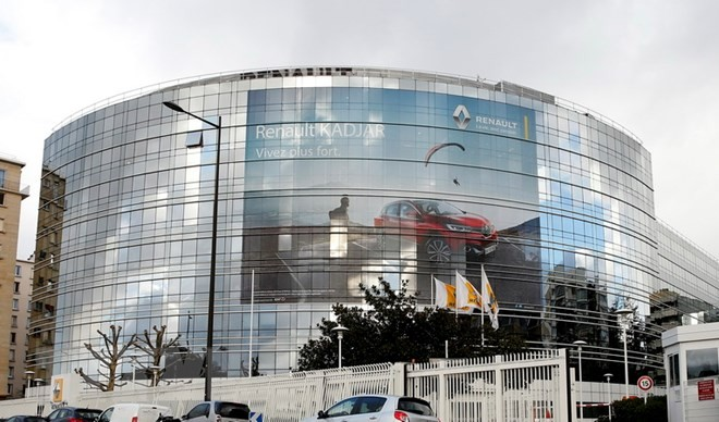 仏の自動車大手ルノー、イランでの活動を継続 - ảnh 1