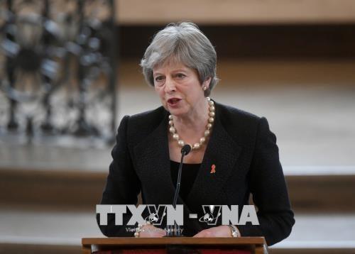 英EU離脱法案が議会通過、親EU派も支持 首相「重要な一歩」 - ảnh 1