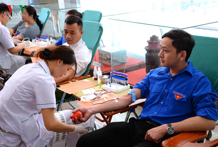 献血運動の人道的な意義 - ảnh 1