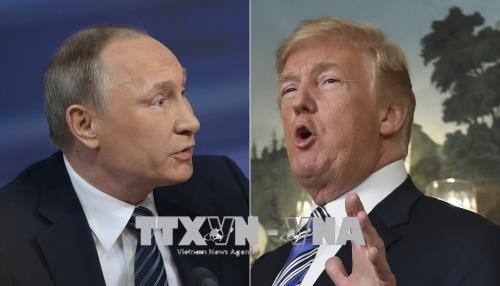 米ロ首脳会談では「クリミア議論せず」、ロシア側が明言 - ảnh 1