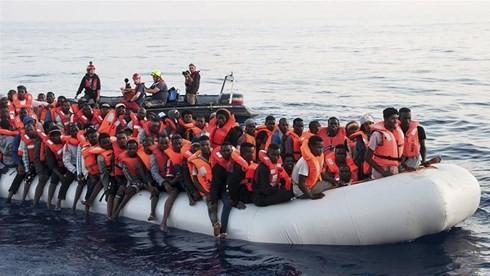 EU難民問題 合意達成 実施難色か - ảnh 1