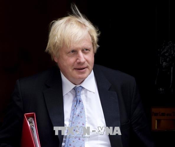 ジョンソン英外相が辞任、EU離脱相に続き メイ首相に打撃 - ảnh 1