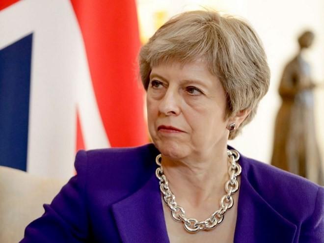 英政府 EUから離脱方針の「白書」を発表 - ảnh 1