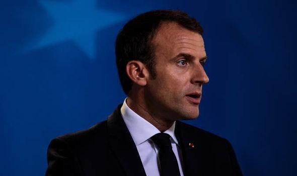 仏大統領、米のNATO関与継続歓迎=独は「運命共同体」 - ảnh 1