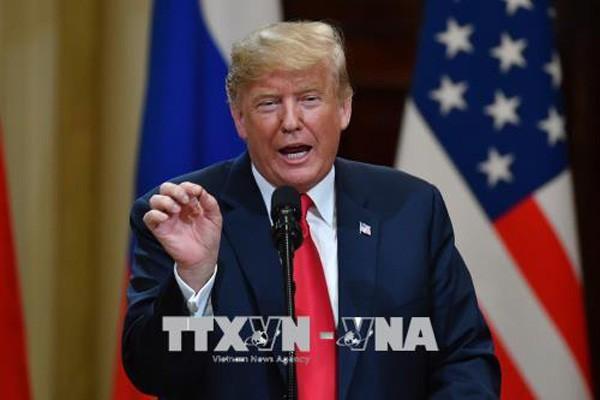 トランプ大統領 秋にプーチン大統領招くよう指示 - ảnh 1