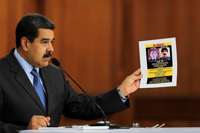 マドゥロ派、前国会議長の逮捕命令=大統領暗殺未遂関与の疑い-ベネズエラ - ảnh 1