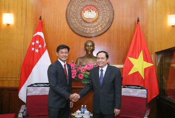 ベトナム・シンガポール関係発展の強化 - ảnh 1